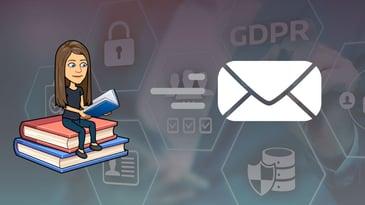 BildeBloggEpostGDPRFace Hvordan sende nyhetsbrev på en GDPR-vennlig måte
