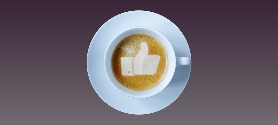 Be om eierskap til facebookside