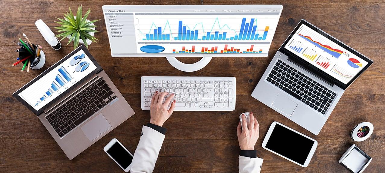 Hvordan forstå tallene i Google Analytics