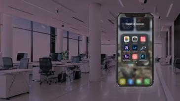 Innholdsproduksjon med mobil