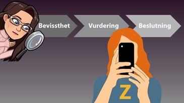 GenZBildeBloggFace-1 Generasjon Z inntar arbeidslivet