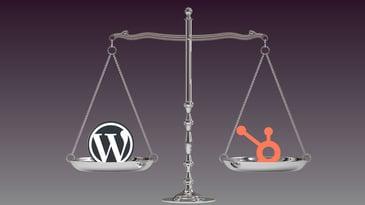 HubSpot-vs-WP-FB-1026x577 På jakt etter nytt CMS-system? Vi sammenligner HubSpot med WordPress