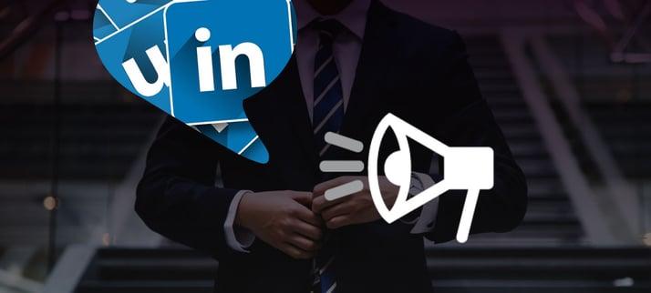 Annonser på LinkedIn