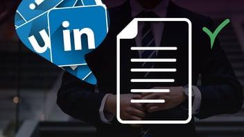 LinkedInInnholdFaceNy Hvordan poste godt innhold på LinkedIn