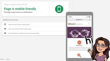 MobilvennligMalBildeBloggFace Hvorfor er det viktig med mobilvennlige nettsider?