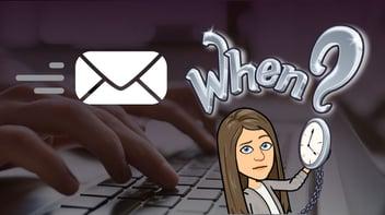 NyhetsbrevNår02BildeBloggFace Hvor ofte, og når bør man sende nyhetsbrev