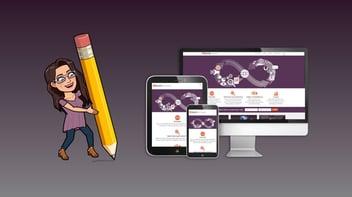 SkrivWebBildeBloggFace Hvordan skrive godt innhold for nettsiden