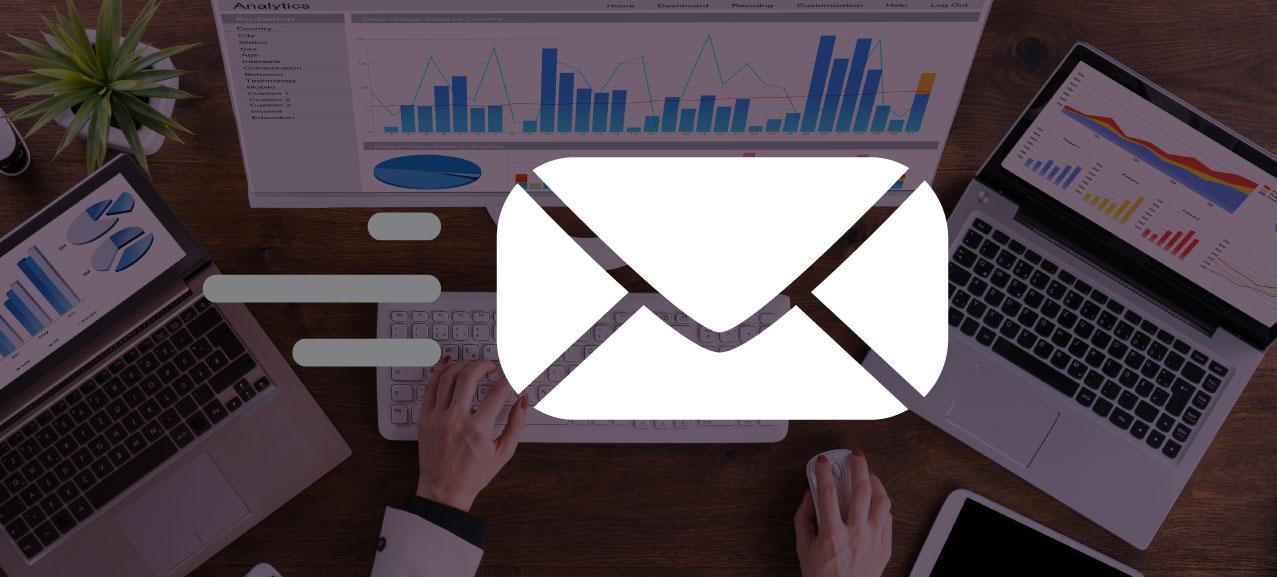 Datadrevet epost-markedsføring