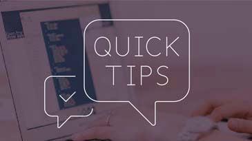 Quick Tips: Finn og fiks lav-kontrast tekst med Chrome DevTools